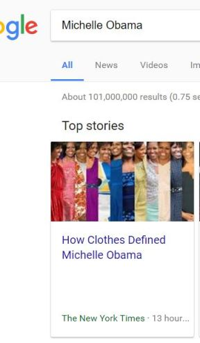 "How clothes ""defined"" a woman who graduated from Princeton?"